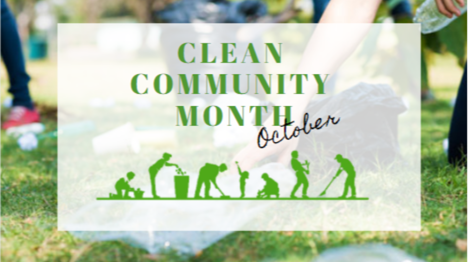 Clean Community Month